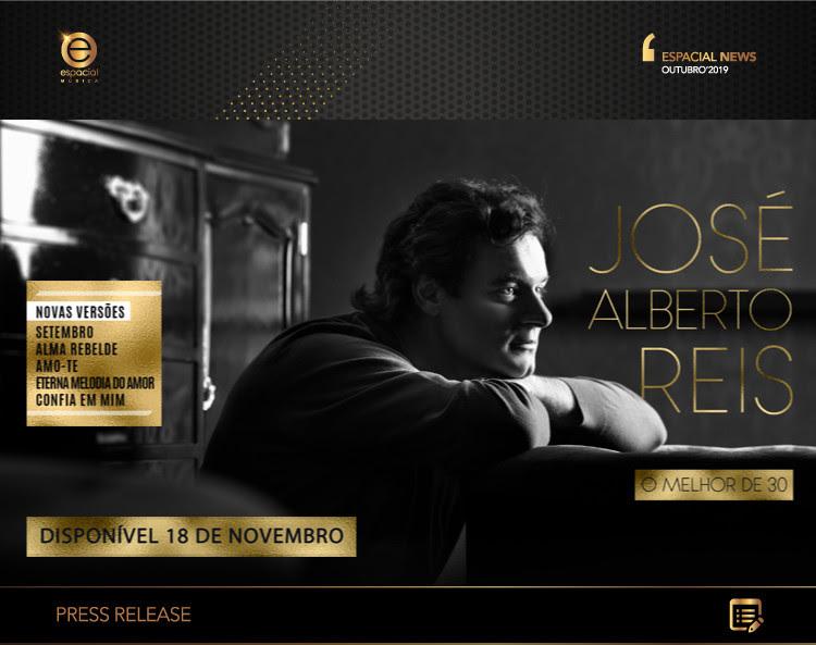 José Alberto Reis Com Novo Trabalho