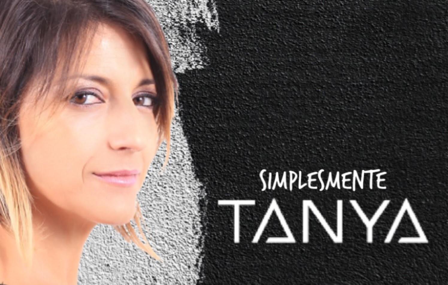Tanya uma Ribatejana que nasceu para a musica