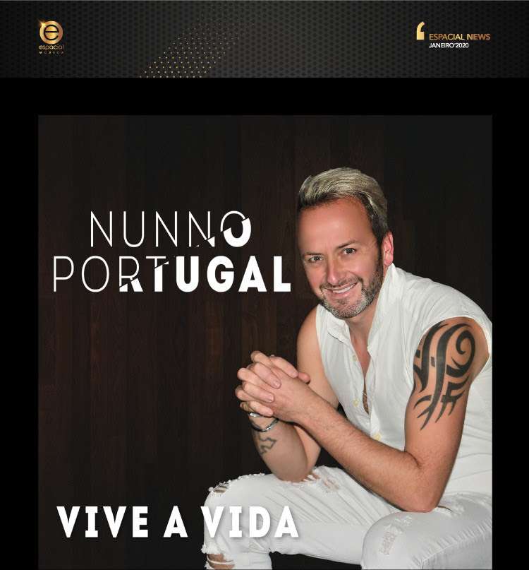 NUNNO PORTUGAL – Vive a vida