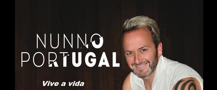 """""""Vive a vida"""" Novo CD de Nunno Portugal"""
