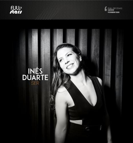INÊS DUARTE COM NOVO CD