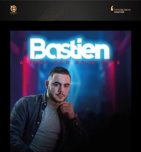 novo álbum de Bastien